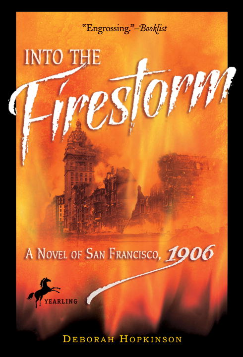 Into the Firestorm By Hopkinson, Deborah