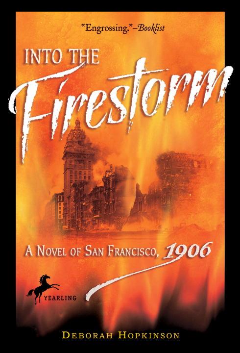 Into the Firestorm By Hopkinson, Deborah